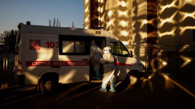 В России зарегистрировали 18 841 случай коронавируса за сутки