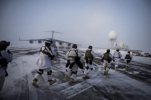 НАТО расценил военное присутствие РФ в Арктике как «агрессивное поведение»