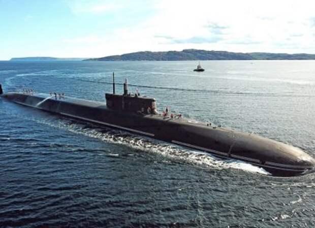 """""""Ушли на 500 метров"""": Российские подлодки в Атлантике напугали британских военных"""