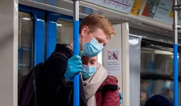 В России за сутки выявили 8,7 тысячи новых случаев COVID-19