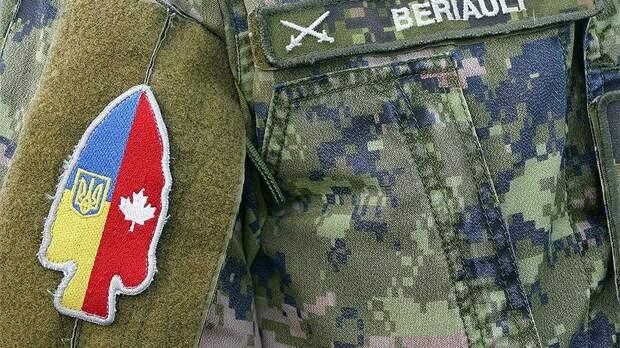 Канадские инструкторы обучили более 18 тысяч украинских военных