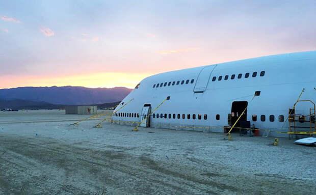 Старый самолёт