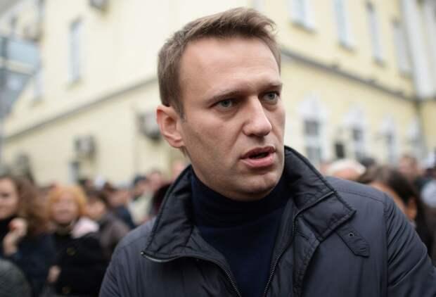 Навальный пытается посеять панику среди общественности