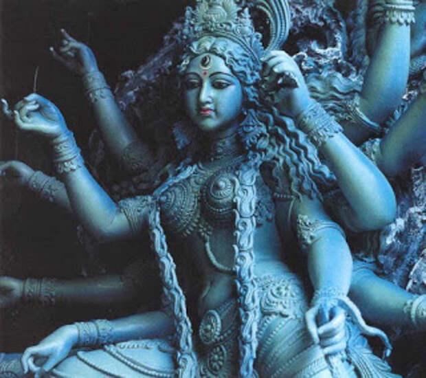 Богиня Дурга о светлом и темном путях