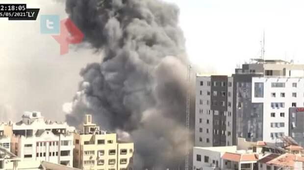 Блинкен поговорил с главой агентства AP после обстрела их офиса в Газе