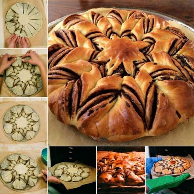 Креативные кулинарные идеи