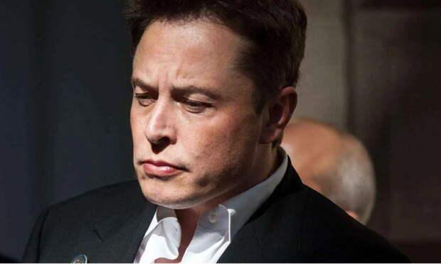 Илон Маск снова возглавил антирейтинг проигравших миллиардеров