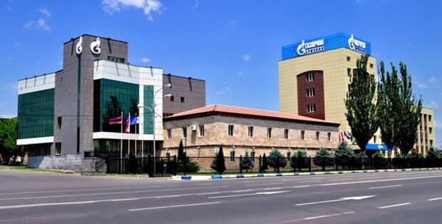 «Газпром Армения» ответила напредвыборные подозрения Пашиняна
