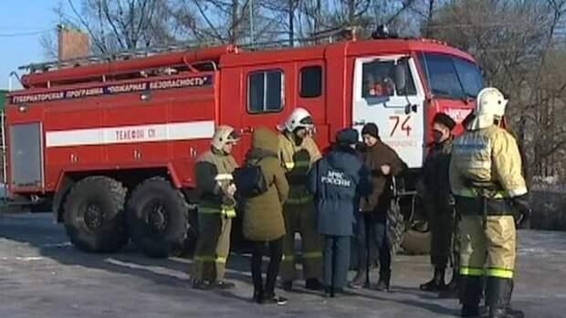 Школа загорелась во Владивостоке. Дети эвакуированы (ПОДРОБНОСТИ)