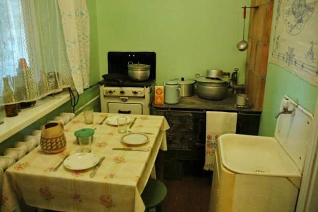 Человек как винтик «Жилой единицы», или Секрет маленьких кухонь советской эпохи