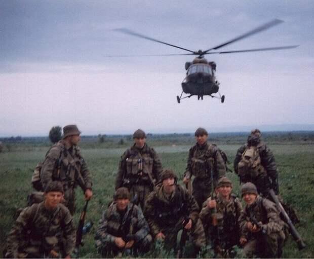 ВЕДЕНСКИЙ РАЙОН ЧЕЧЕНСКОЙ РЕСПУБЛИКИ, 2-4 НОЯБРЯ 2002