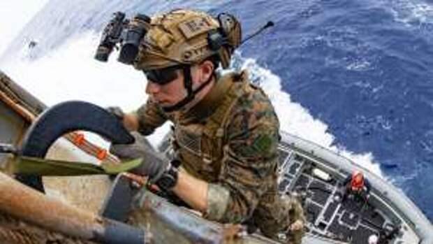 Американские десантники госпитализированы после неудачной высадки в Эстонии