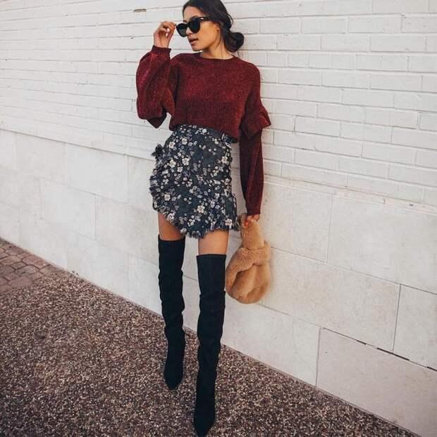 Самые модные юбки этого года