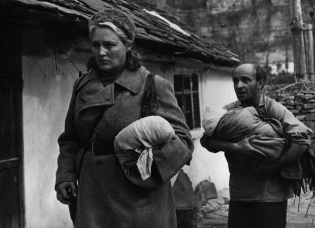 На Солдатской улице бесплатно покажут легендарный фильм «Комиссар»