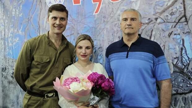 Министр спорта Крыма удивила всех своим хореографическим номером на льду