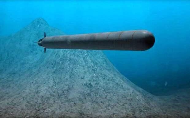 Названы приоритетные цели дляподводных ядерных беспилотников «Посейдон»