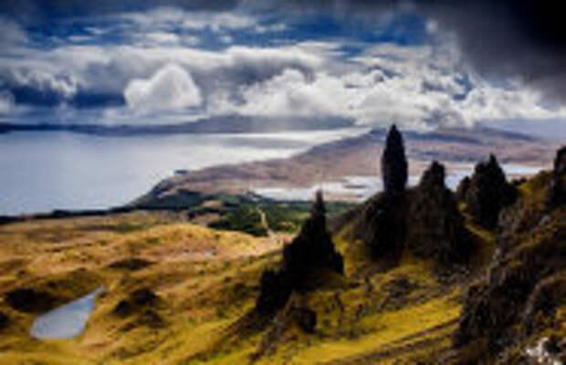 Вокруг света: Каке тайны хранит мистический остров в Шотландии - родина фей, королев-воинов и сказочных замков