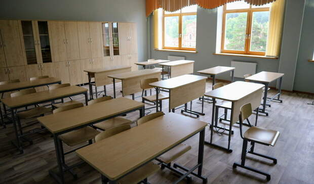 Накарантин вОренбуржье отправили 15 школьных классов