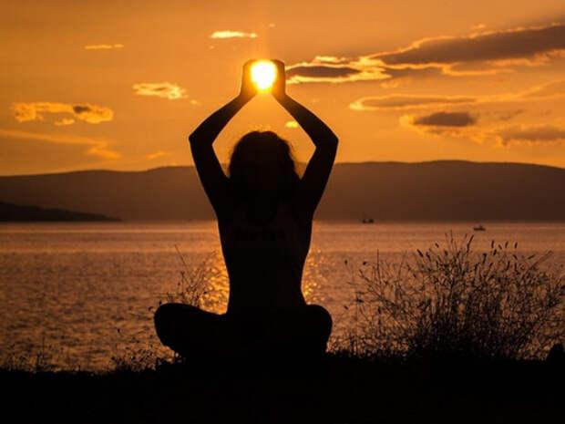 7 признаков того, что вы находитесь в гармонии с собой