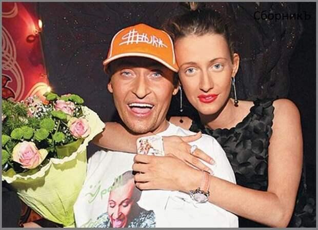 Шура и его девушка Лиза. (Источник изображения: stuki-druki.com).