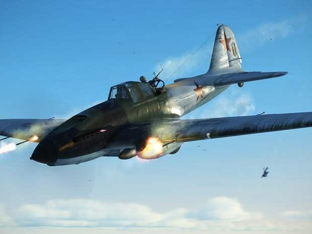 Штурмовик «Ил-2»: «мясник» для вермахта