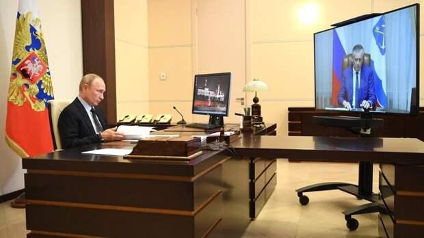 Путин начал совещание по аварии на Норникеле: Неочевидные сигналы считали по рукам
