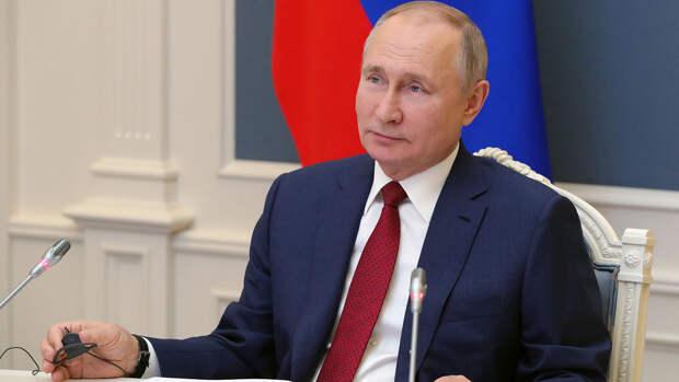 Песков сообщил о наличии у Путина банковских вкладов