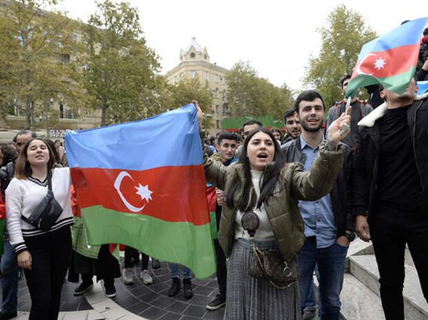 Потеря Арменией Карабаха стала платой за революцию
