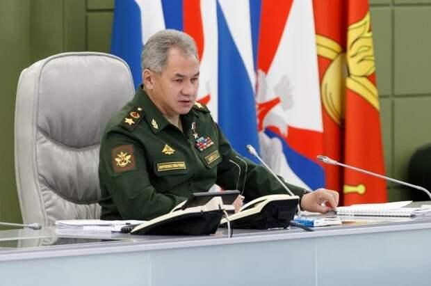 Шойгу сообщил о создании объединенной системы ПВО России и Таджикистана