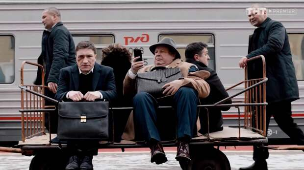 Восемь российских сериалов, за которые не стыдно