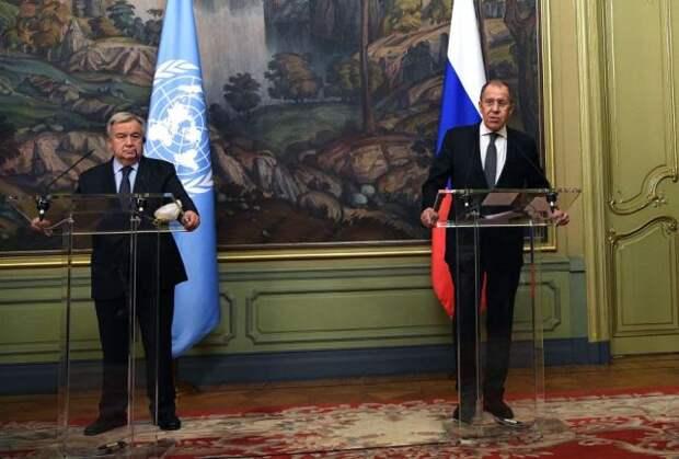 Лавров заявил о необходимости срочной встречи ближневосточного «квартета»