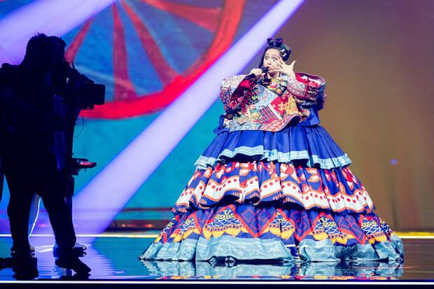 Певица Манижа изменила текст своей скандальной песни для «Евровидения»