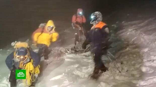 Трагедия на Эльбрусе: у попавшей в снежную ловушку группы не было опыта серьезных восхождений