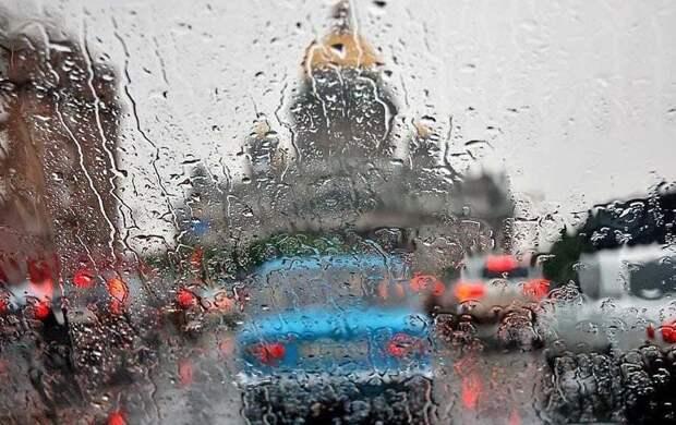 Дожди и до плюс 9 градусов. Какой погоды ждать в Петербурге в субботу