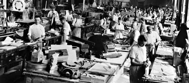 Завод по производству шляп Стетсона