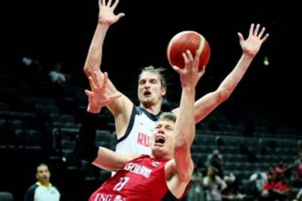 Российские баскетболисты не смогли отобраться на вторую Олимпиаду подряд