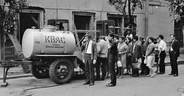 Советский квас: раскрываем секреты культового напитка целойэпохи