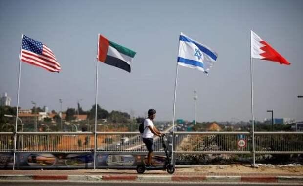 Плохое слово для палестинцев: Израиль иарабские монархии «шлифуют» сделки