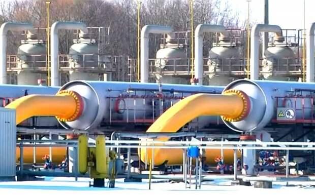 Транзит газа через Украину упал до минимальных значений: впереди война