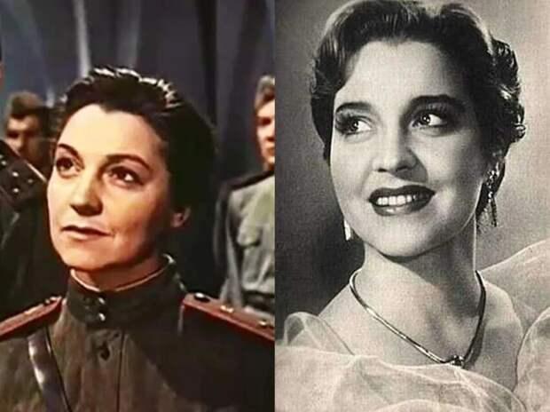 Советские актрисы прошедшие войну