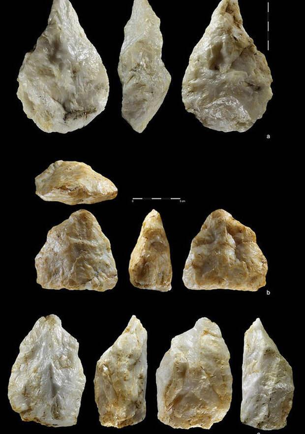Древние орудия труда, использовавшиеся Homo Erectus миллион лет назад, найдены в Судане