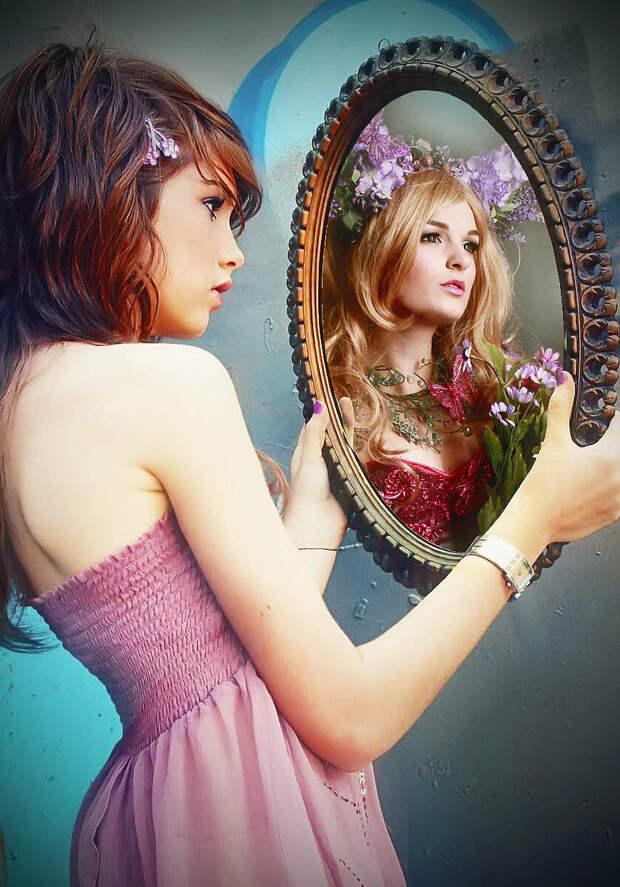 Не хочу быть царицей, а хочу стать...блондинкой?