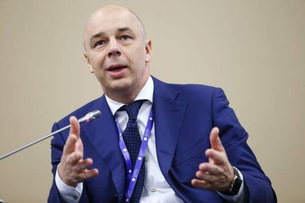 Силуанов: пенсии работающим пенсионерам не индексируются, так как они получают зарплату, которая индексируется