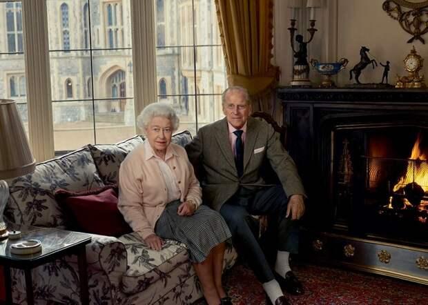 Королева Елизавета II и принц Филипп: я – королева Великобритании, а ты – мой король