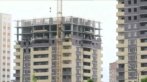 Путин задумался о росте цен на недвижимость