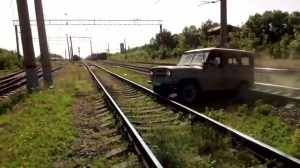 Как машинист готовится к столкновению с машиной. Рассказывает машинист поезда авария, железная дорога, машинист