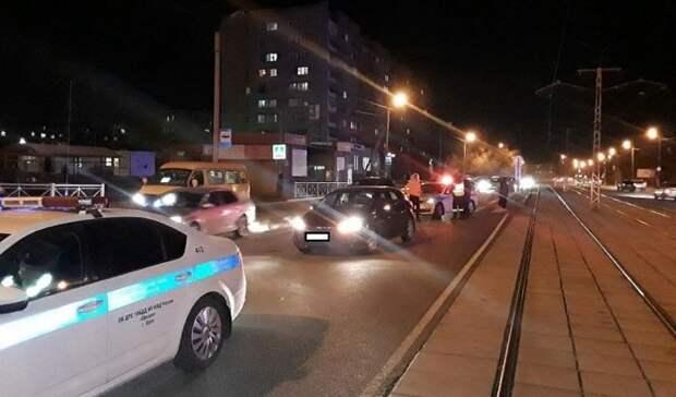 В Новотроицке завели уголовное дело на водителя, сбившего девочку