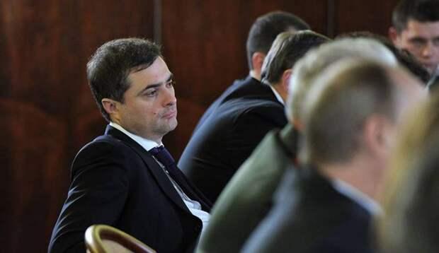 Метания Суркова от «Одиночества полукровки» до «идеологии путинизма»