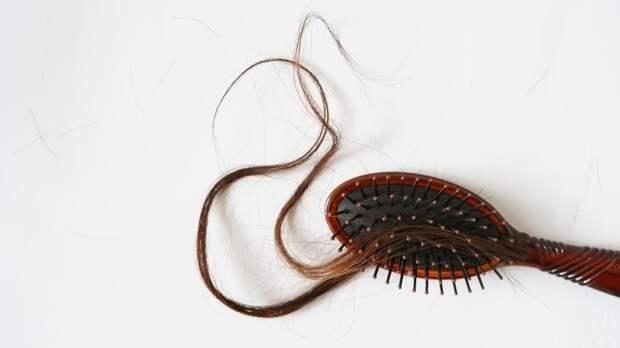 Названы четыре распространенные причины выпадения волос