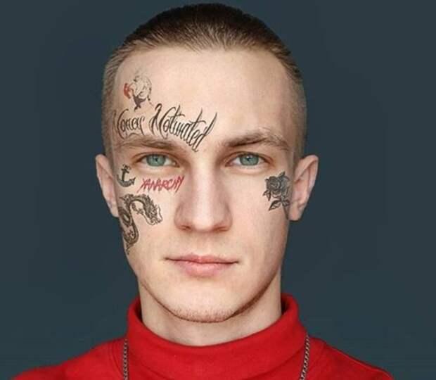6 причин, почему вам нестоит делать татуировки налице